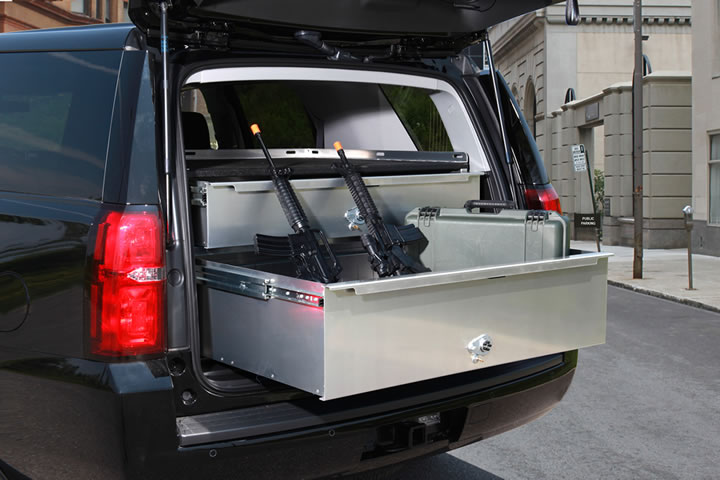 Chevy Suv Models >> Stacked Drawer Series - Chevy Tahoe - OPS Public Safety