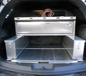 FORD Weapon Combo Drawer Series Installed