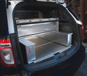 Installed Combo Drawer Series