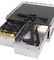 FORD Dual drawer with PIU mounting platform.