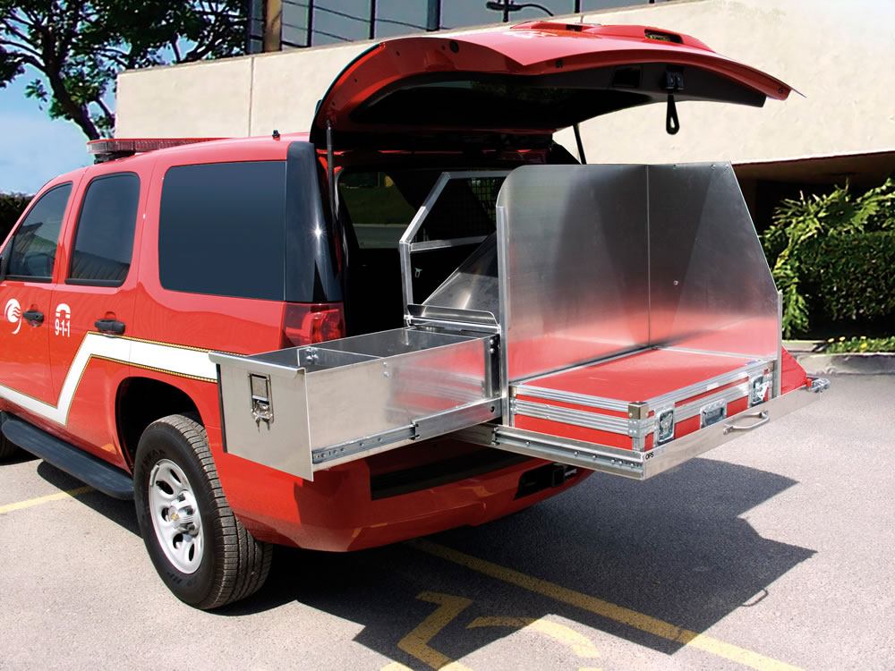 Command Drawer SUV