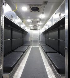 SWAT Interior by OPS Public Safety