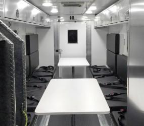 SWAT Response Trailer