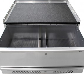 FORD Stacked Radio Drawer Series Unit