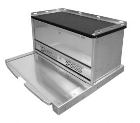 FORD Radio Drawer Series with Mounting Base