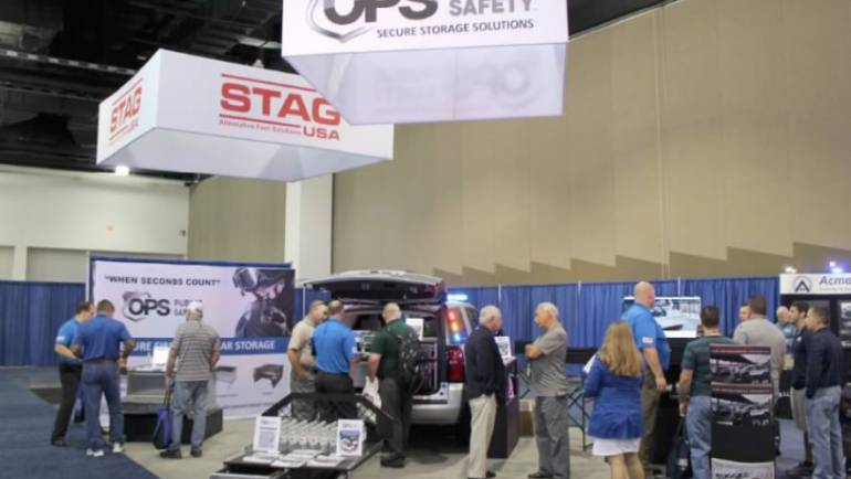 OPS Public Safety Enjoys a Successful 2015 Police Fleet Expo in Milwaukee