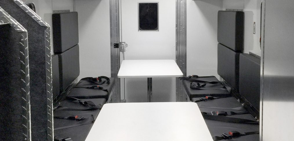 Tips When Planning Your Command Vehicle Interior Upfit