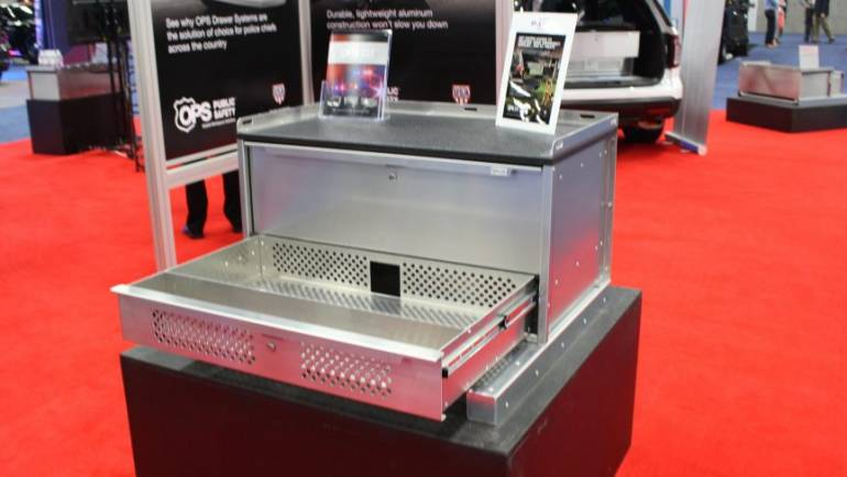 New Combo Radio Drawer was a Huge Hit at IACP 2016