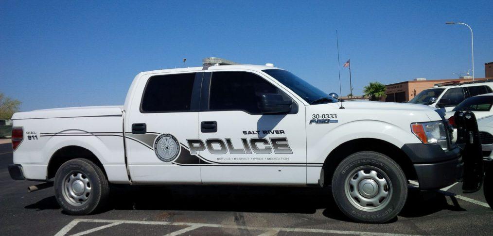 A custom design for the Salt River Police Department