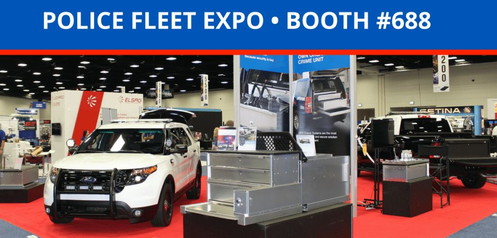 4 Reasons to Stop by Our Booth at the Police Fleet Expo!