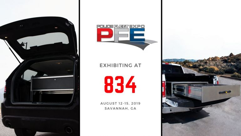 See you in Savannah Georgia? What is to come at PFE booth #834
