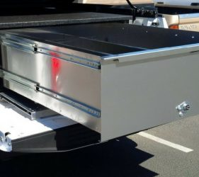 OPS Public Safety Weathertight Pickup Truck Drawer