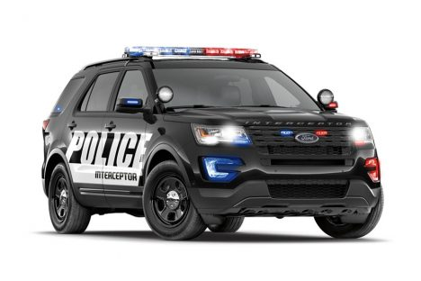 FORD Interceptor PIU
