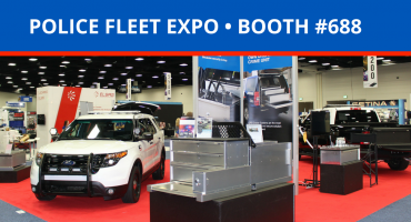 Police Fleet Expo Booth
