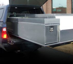Custom Roll-out System for Pickup