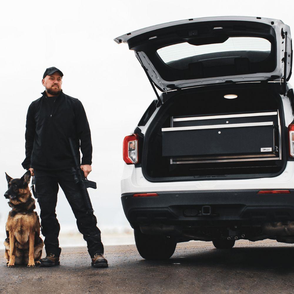 Emergency Vehicle Storage Solutions