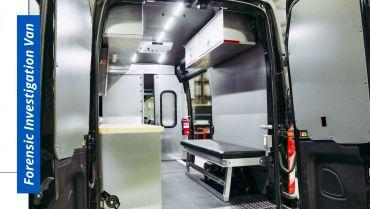 A Forensic Investigation Van Upfit