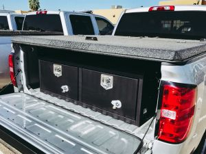 Dual Drawers Truck