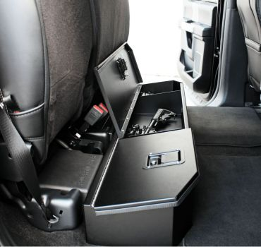 OPS Public Safety launches Secure Underseat Storage for pickups