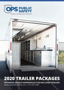 OPS Public Safety Trailer Brochure