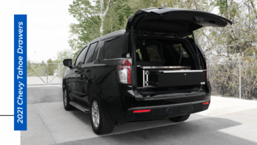 OPS Public Safety Releases Weapon Drawers for 2021 Chevy Tahoe PPV