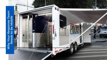 Your Response Team Needs a Mobile Response Trailer: 4 Reasons Why